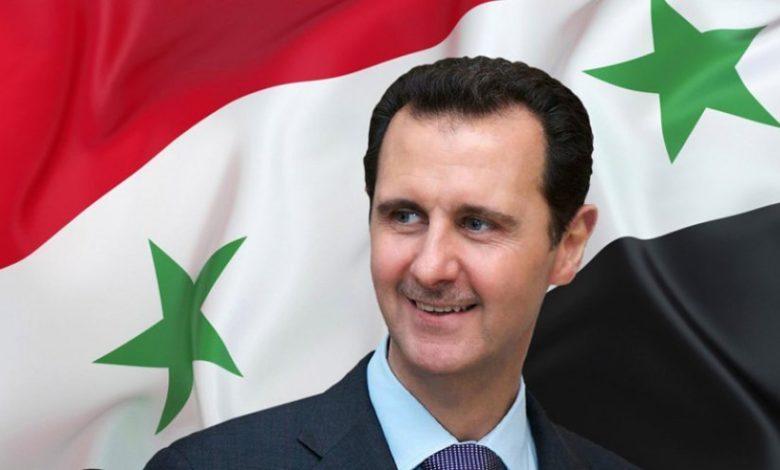 الرئيسالأسديمنح الشهيد سليماني أرفع وسام عسكري سوري