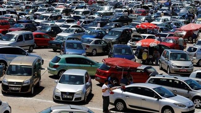 التجارة الخارجية تعلن عن مزاد علني لبيع 250 سيارة في دمشق
