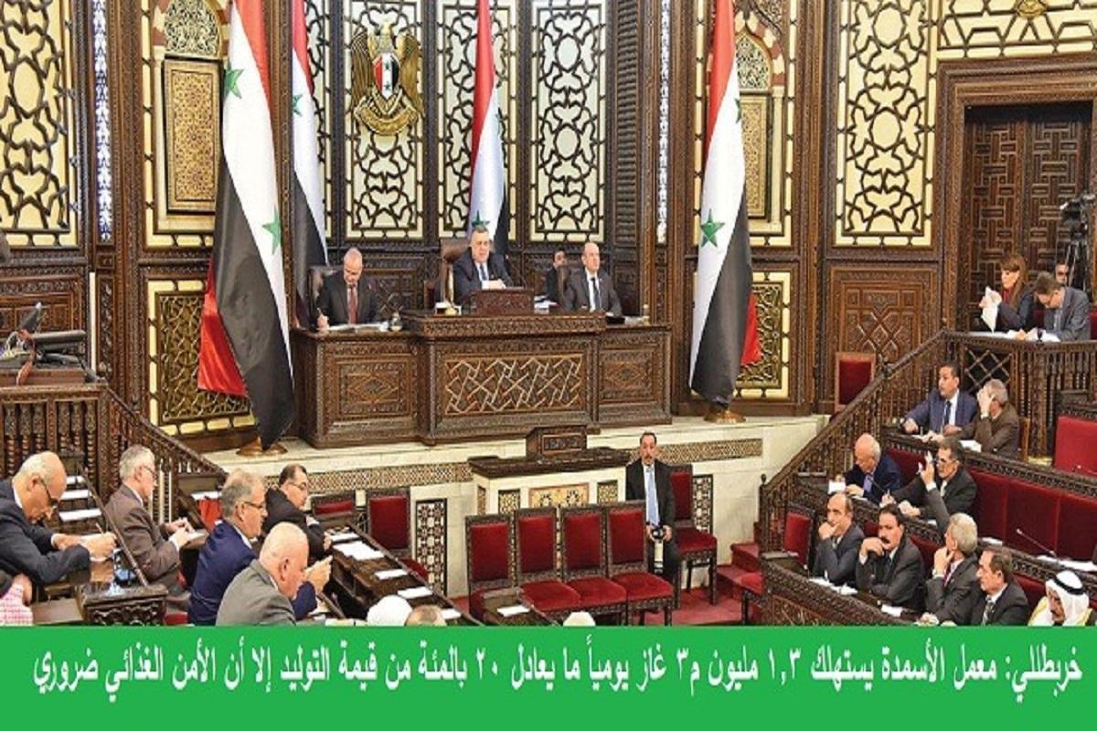 وزير الكهرباء يتعرض لبعض النقد من مجلس الشعب
