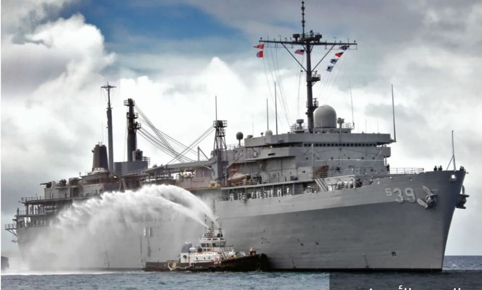 البحرية الأمريكية تحقق سراً في تسجيل مقاطع إباحية لعناصر البحرية ونشرها على موقع_إباحي