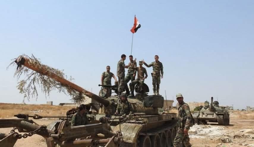 """الدفاع السوريةتعلن بدء """"عمليات ميدانية كاسحة"""" للقضاء علىالإرهاب"""
