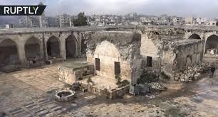 مدير متاحف إدلب يكشف الأضرار التي لحقت بمتحف معرة النعمان