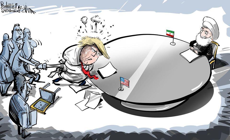 """مجلس الشيوخ يحد من """"حرية تصرف""""ترامبمع إيران"""