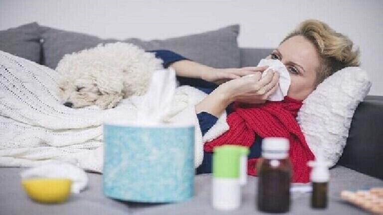 """موسمالإنفلونزايزداد """"غرابة""""!"""