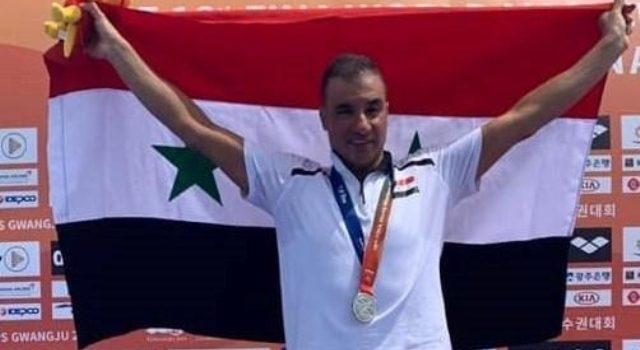البطل العالمي فراس معلا رئيساً للاتحاد الرياضي العام