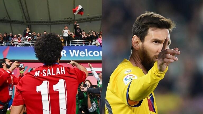 ميسي يفاجئ جماهير ليفربول عقب خسارة فريقهم أمام أتلتيكو مدريد