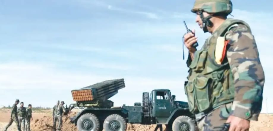 الجيش يسيطر على كفر نبل «عاصمة» جبل الزاوية