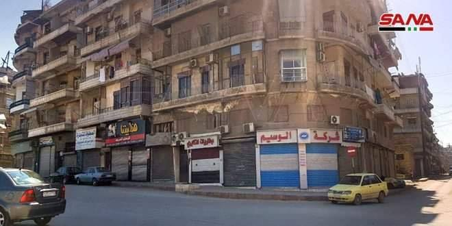 حلب.. إلزام سائقي السيارات وعمال المرافق الخدمية بارتداء الكمامات والقفازات اعتباراً من اليوم