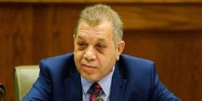 برلماني مصري يدين الإجراءات القسرية أحادية الجانب ضد سورية