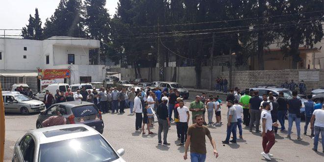 احتجاجات في لبنان بسبب تردي الأوضاع الاقتصادية وارتفاع الأسعار