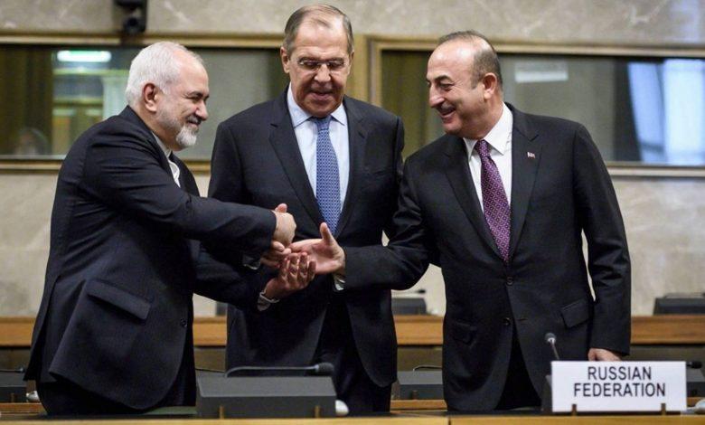 """بيان """"أستانا15"""".. ضرورة احترام استقلال وسيادة ووحدة الأراضي السورية"""