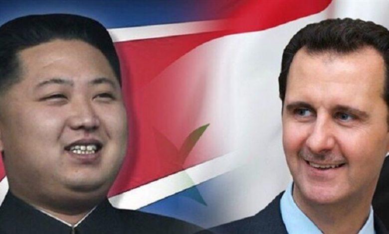 رسالة من الرئيسالأسدلنظيره الكوري الديمقراطي تؤكد العلاقات التاريخية بين البلدين
