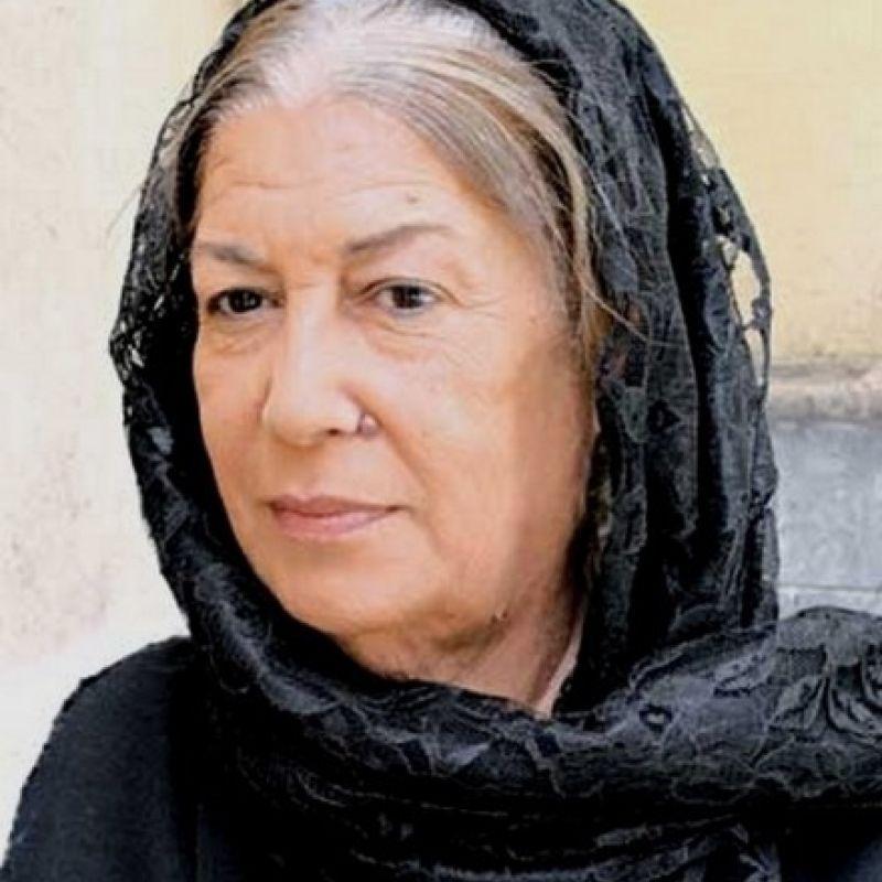 سيدة الدراما السورية منى واصف (1 فبراير 1942 -), م
