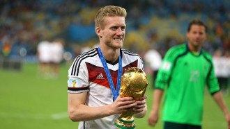 الألماني آندريه شورله يعتزل كرة القدم