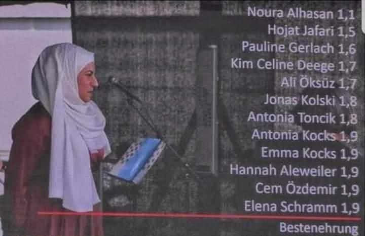 3 صحف ألمانية تنشر قصة الفتاة السورية نورا