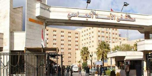 مدير الأسد الجامعي يعلن عن تشخيص إصابته بكورونا