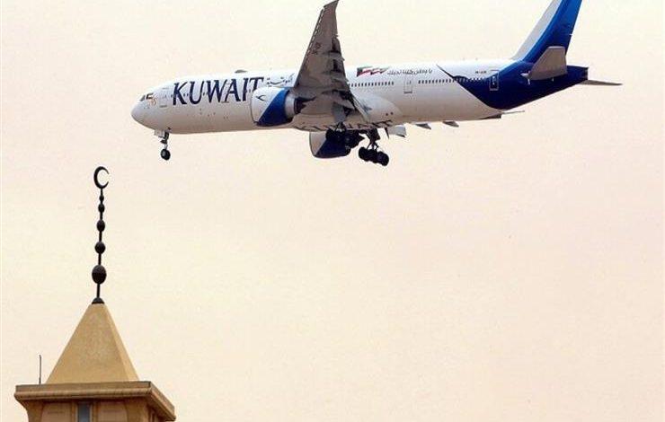 الكويت تحظر الطيران التجاري القادم من عدة دول بينها سورية