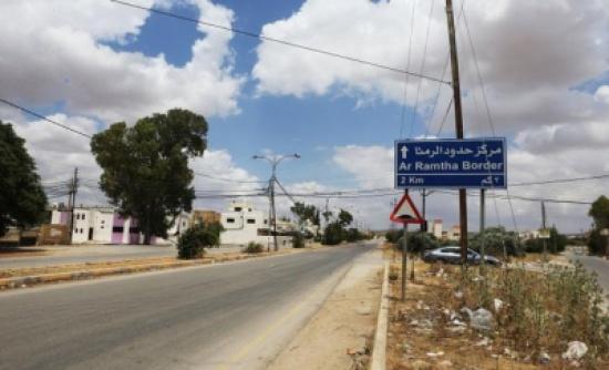 الأردن يعزل الرمثا الحدودية مع سورية بسبب تفشيكورونا