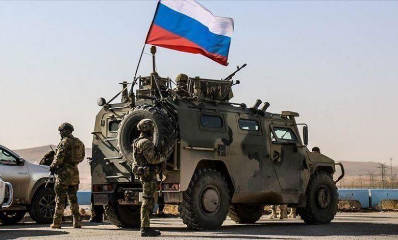موسكو: حادثة التصادم بين القوات الروسية والاميركية سببه محاولة الاخيرة عرقلة دورية روسية