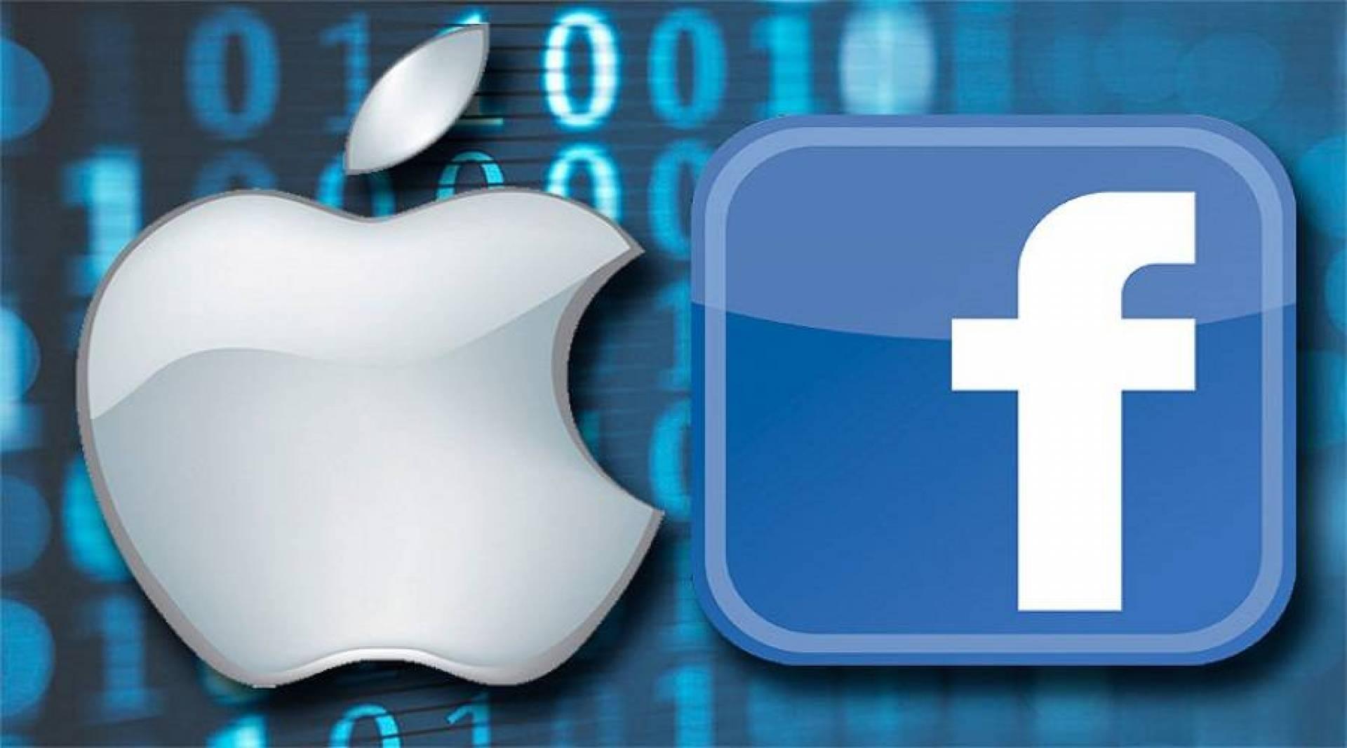 صراع المليارديرات يحتدم بين «فيسبوك» و«آبل»