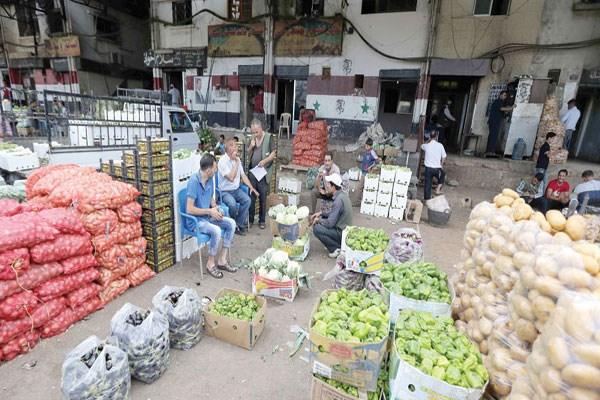 الحرّ هذه المرة وراء ارتفاع أسعار الخضر حتى 70 بالمئة في سوق الهال!