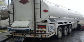 صهاريج بنزين متنقلة في دمشق