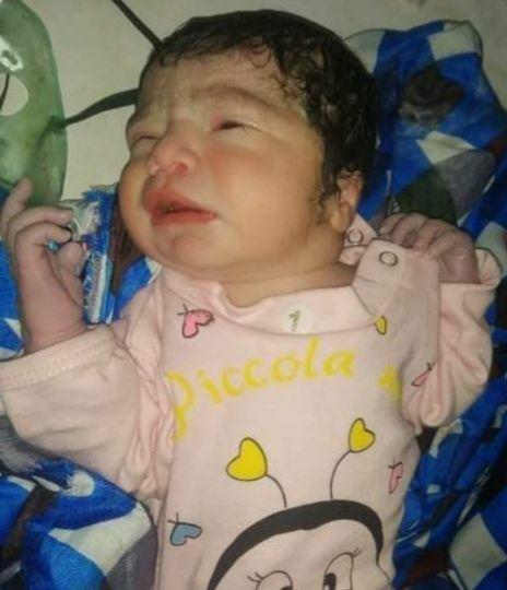 مصابة بفيروس كو**رونا تضع مولوداً بصحة جيدة في الهيئة العامة لمشفى القامشلي الوطني