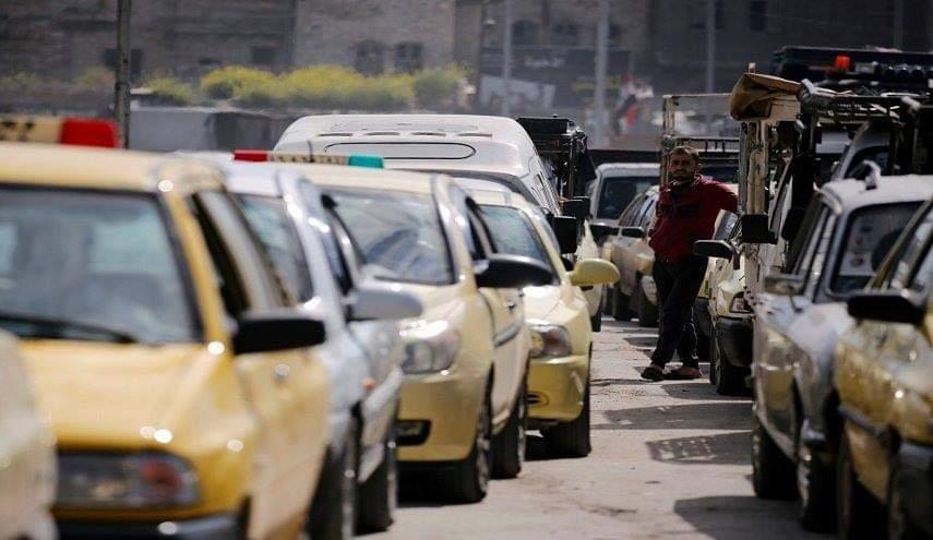 لا بنزين في حلب للسيارات الخاصة اليوم