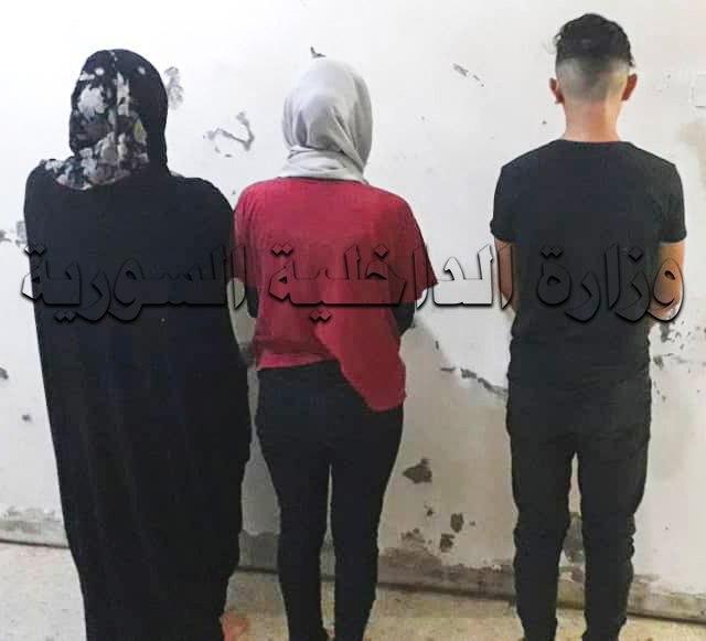 هذه هي زوجة الاب التي عذبت الطفل في حمص
