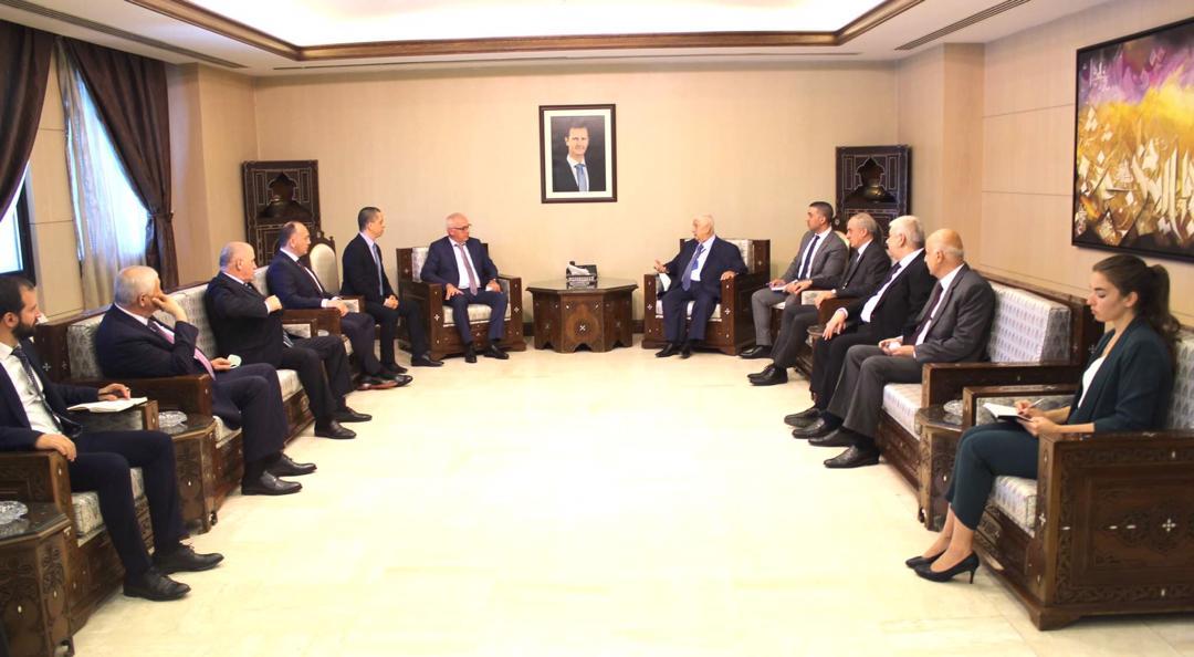 إعفاء متبادل من سمات الدخول بين سورية وأبخازيا