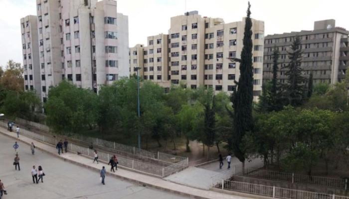 قبول طلاب التعليم المفتوح في السكن الجامعي بدمشق