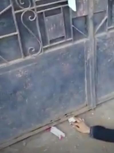 حبس والدته العجوز سنة والسبب!!