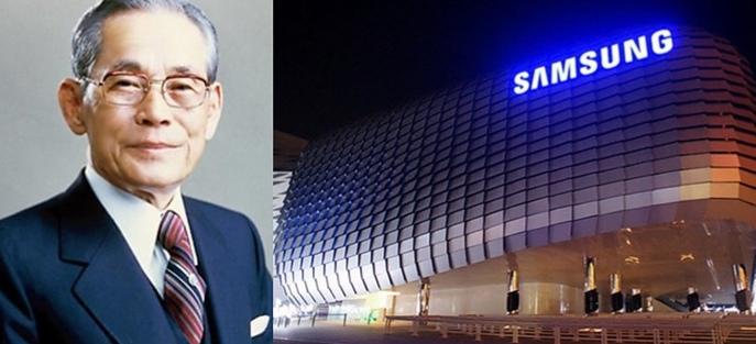 """وفاة رئيس مجموعة """"سامسونغ"""""""