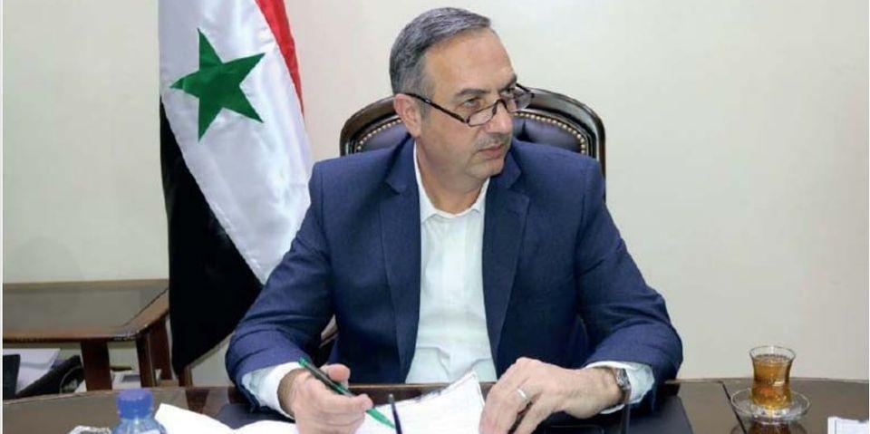 محافظ ريف دمشق يحل المكتب التنفيذي في ضاحية قدسيا ويحيله إلى القضاء