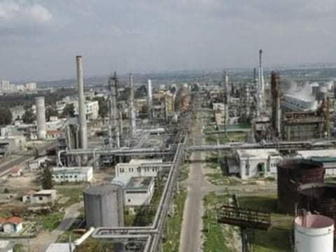 مصفاة حمص توقع عقداً مع شركة تابعة لقاطرجي بـ23 مليون دولار