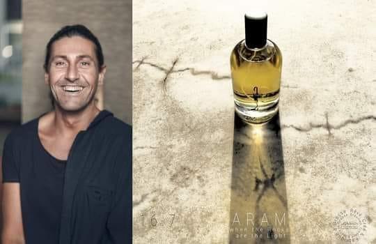 فرنسي عشق سورية وصنع عطرا خاص بها (ARAM)