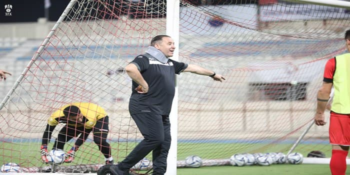 هل ينجح اليوم منتخبنا الكروي في اختباره الأول أمام ودية أوزبكستان؟