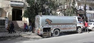 بدء بتوزيع مازوت التدفئة على مدارس ريف دمشق