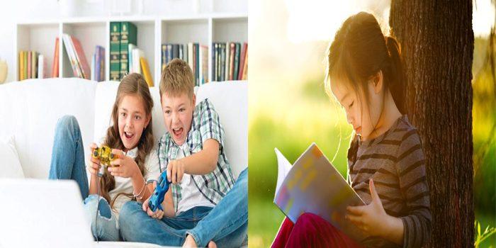 الألعاب الإلكترونية تدخل في عقول أبنائنا وتنسيهم شغف المطالعة