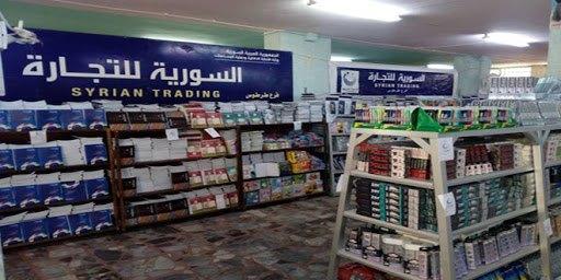 السورية للتجارة تستنفر صالاتها لتوزيع مخصصات السكر والأرز قبل نهاية الشهر