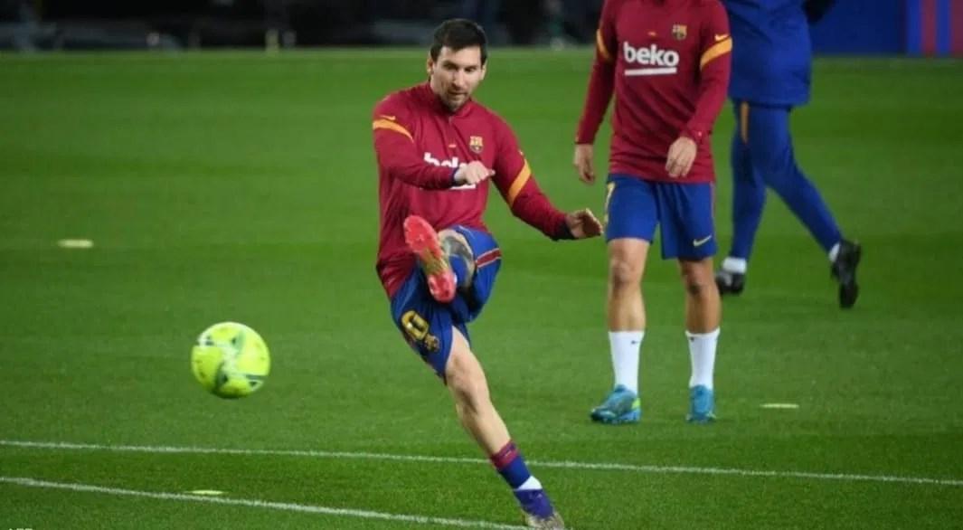 """في تصريح مفاجئ … ميسي يحسم مصيره مع """"برشلونة"""""""