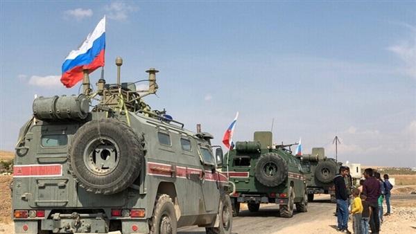 روسيا تنشر وحدات إضافية من الشرطة العسكرية في منطقة عين عيسى شمال سورية