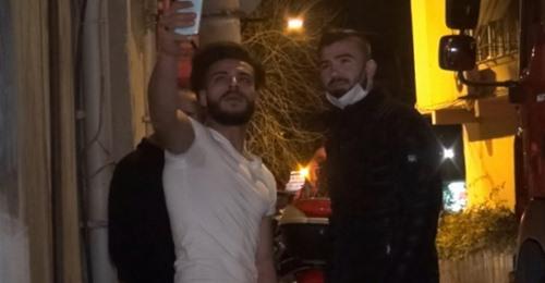 """سوري يبث حادثة احتراق منزله عبر """"فيسبوك"""""""