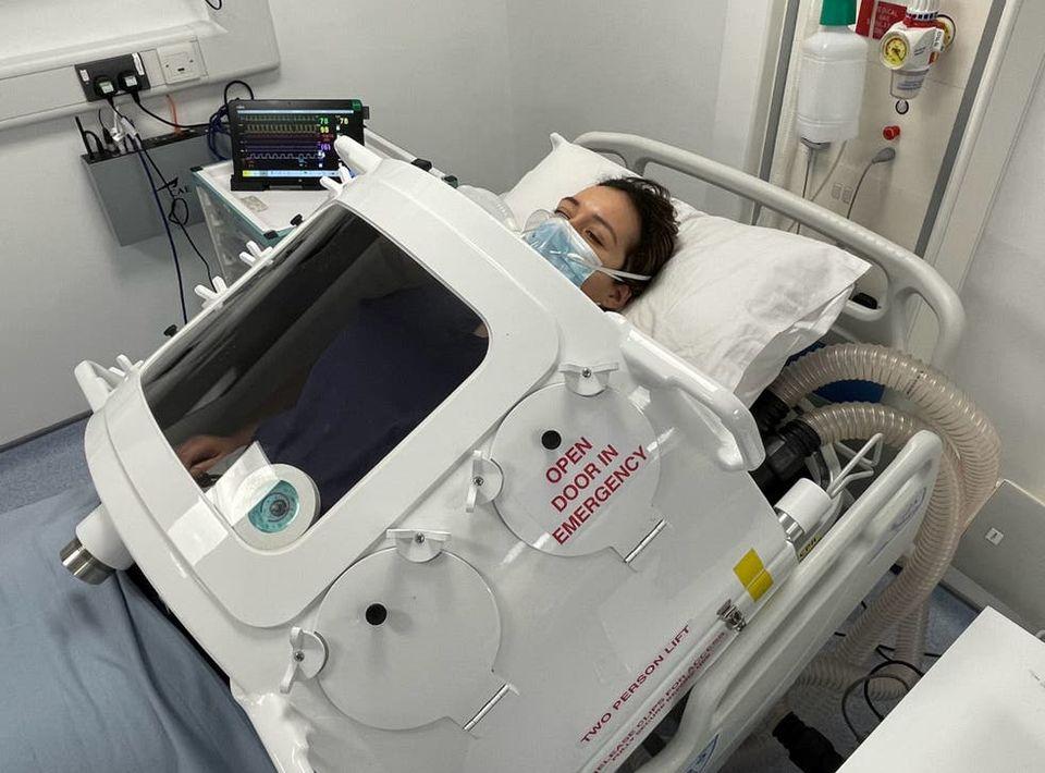 ابتكار جهاز تنفس صناعي يُغني مرضى كو**ر**ونا عن الرعاية المركزة