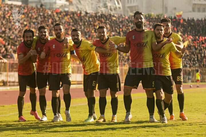 تشرين يحسم بطولة الشتاء في ختام ذهاب الدوري السوري الممتاز