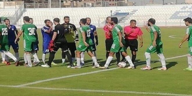 وفاة لاعب خلال مباراة بعد ابتلاعه لسانه