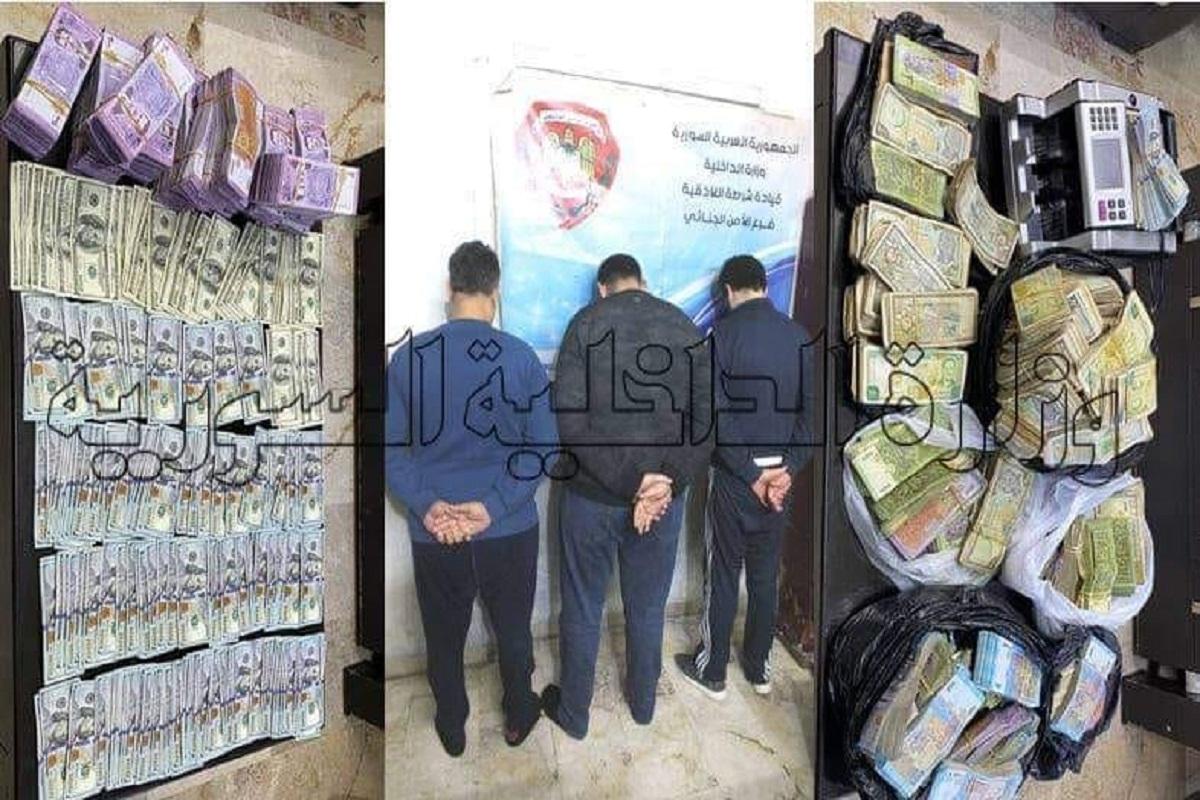 """القبض على عصابة تصرّف """"العملة الأجنبية"""""""