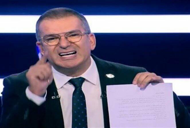 طوني خليفة يهاجم أيمن رضا على خلفية الجدل السوري اللبناني