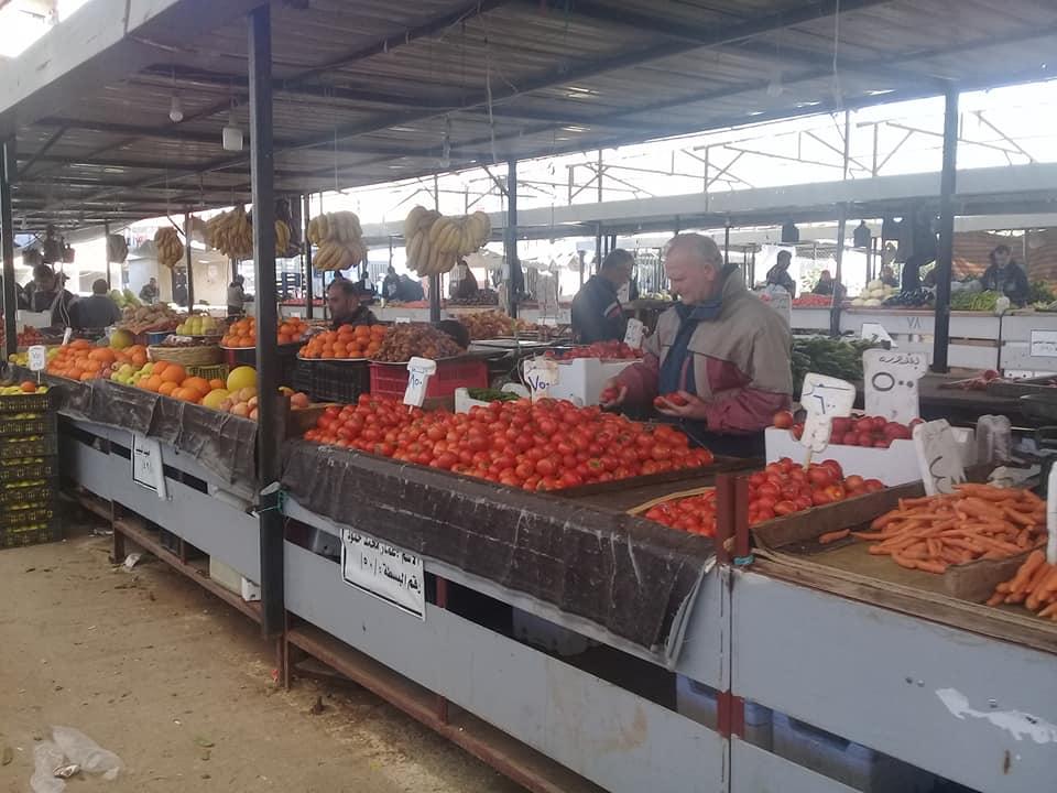 كيف يتم تسعير الخضار والفواكه في الأسواق؟