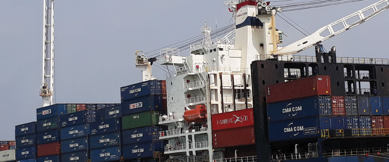 تدشين خط بحري مباشر بين ميناء بندر عباس الإيراني وميناء اللاذقية في 10 آذار القادم